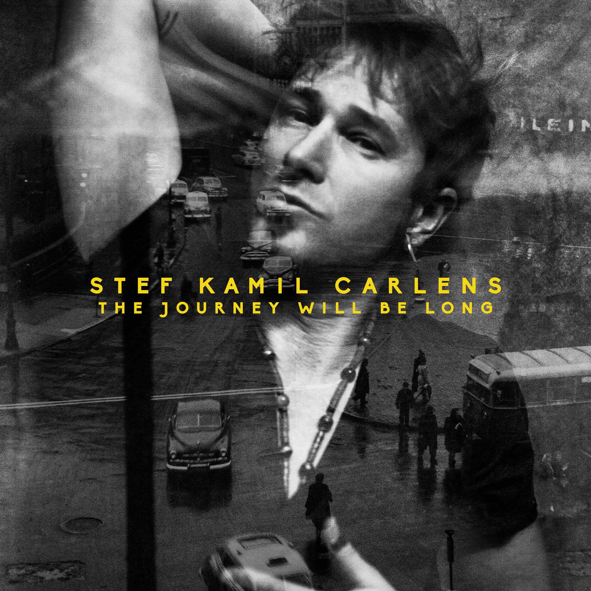 The Journey Will Be Long, Stef Kamil Carlens, Stef Kamil, new album, new single, musician, youtube, videoclip, zita swoon, deus
