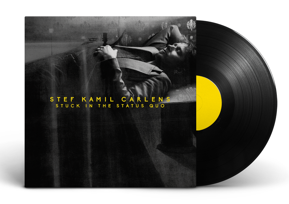 The Journey Will Be Long, Stef Kamil Carlens, Stef Kamil, new album, new single, musician, youtube, videoclip, zita swoon, deus, stuck in the status quo